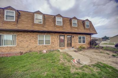 Mascoutah IL Single Family Home For Sale: $87,500
