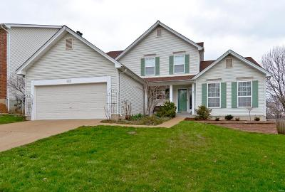 Manchester Single Family Home For Sale: 637 Canary Estates Drive