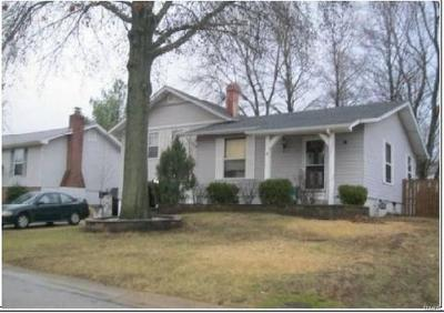 St Charles County Single Family Home For Sale: 3 Sherri