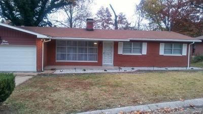 Belleville Single Family Home For Sale: 316 Highwood Drive