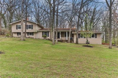 St Louis Single Family Home For Sale: 1448 Wilton Lane