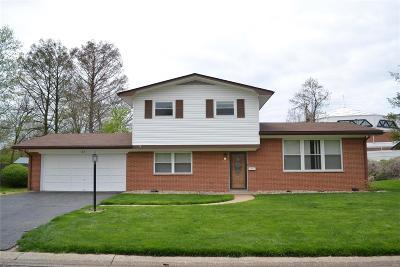 Belleville Single Family Home For Sale: 21 Chamberlain Court