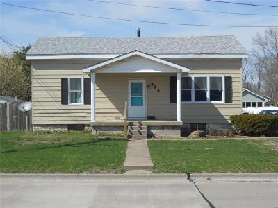Jerseyville Single Family Home For Sale: 805 East Franklin Avenue