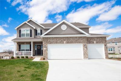 Wentzville MO Single Family Home For Sale: $354,900