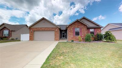 Mascoutah IL Single Family Home For Sale: $264,900