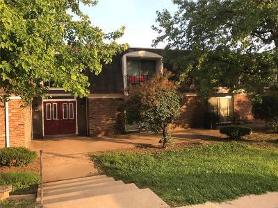 Collinsville Condo/Townhouse For Sale: 1802 Ramada - Unit B Boulevard #B