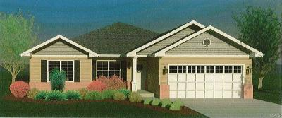 Caseyville New Construction For Sale: 7979 Tbb Matterhorn Canyon Road