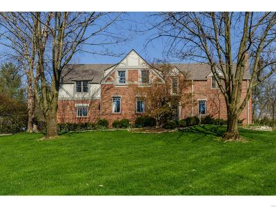 Ladue Single Family Home For Sale: 35 Picardy Lane