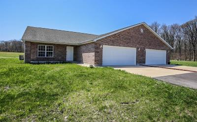 Catawissa, Robertsville Single Family Home For Sale: 122 Augustine Heights Drive