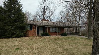 Cape Girardeau County Single Family Home For Sale: 1211 Gloria