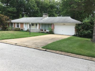 Single Family Home For Sale: 11654 Doris
