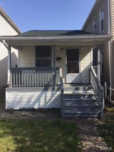 Granite City Single Family Home For Sale: 2238 State