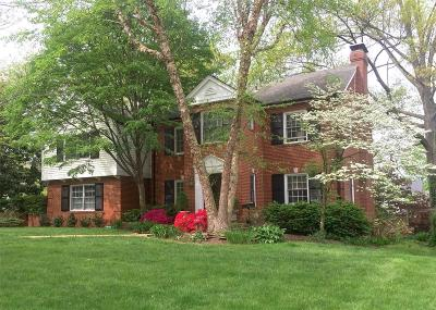 Kirkwood Single Family Home For Sale: 405 North Woodlawn