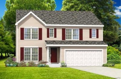 Single Family Home For Sale: 1 Barkley@hartford Glen