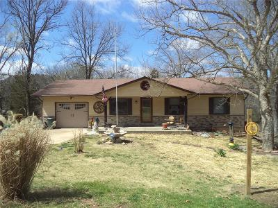 Lonedell, Luebbering Single Family Home For Sale: 10162 Ll Lunar Drive