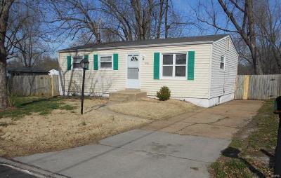 Single Family Home For Sale: 1224 Prigge Avenue