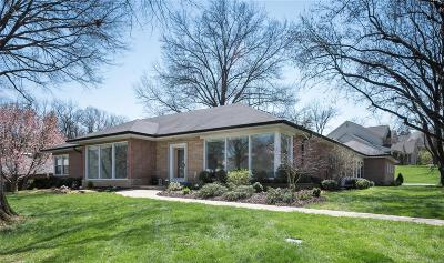 Ladue Single Family Home For Sale: 6 Ladue Manor