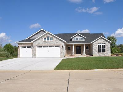 Maryville New Construction For Sale: 141 Stonebridge Estates Court