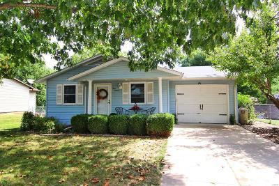 Cape Girardeau County Single Family Home For Sale: 416 Cedar Street
