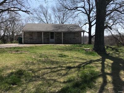 Barnhart Single Family Home For Sale: 7196 Old Missouri 21