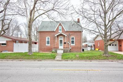 Highland Single Family Home For Sale: 1203 Poplar