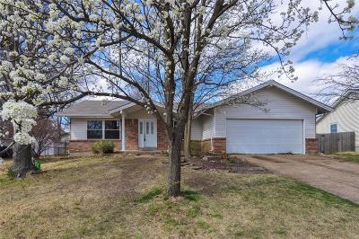 Single Family Home For Sale: 4028 East Graybridge