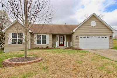 Single Family Home For Sale: 3741 Majestic Court