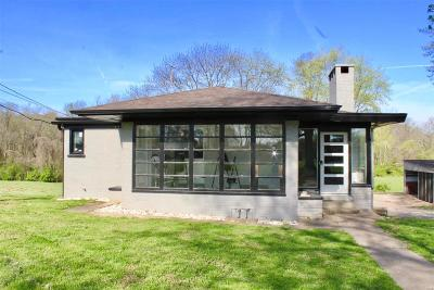 Belleville Single Family Home For Sale: 1227 State Street Road