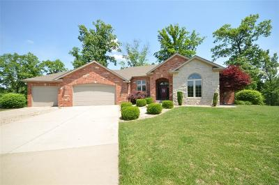FAIRVIEW HEIGHTS Single Family Home Contingent Short Sale: 258 Arbor Meadows Court