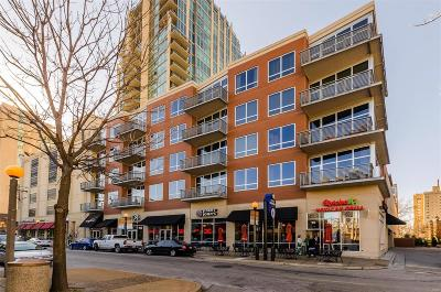 St Louis City County Condo/Townhouse For Sale: 9 North Euclid Avenue #304