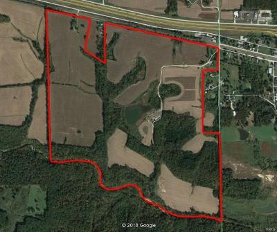 Foristell Farm For Sale: South Service Rd East