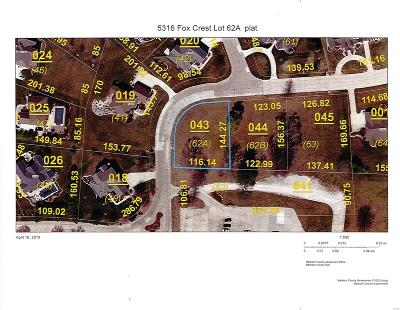 Edwardsville Residential Lots & Land For Sale: 5316 Fox Crest