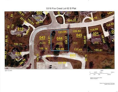 Madison County Residential Lots & Land For Sale: 5318 Fox Crest