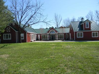 Union Single Family Home For Sale: 1055 Brush Creek Road