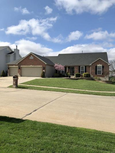 Wentzville Single Family Home For Sale: 34 Starr