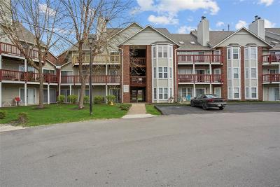 St Charles County Condo/Townhouse Contingent No Kickout: 232 Shirley Ridge