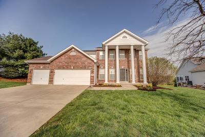 The Orchards Single Family Home For Sale: 1401 Double Eagle Circle