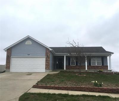 Lincoln County, Warren County Single Family Home For Sale: 702 Aragorn Lane