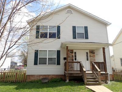 Valley Park Single Family Home For Sale: 715 Benton Street