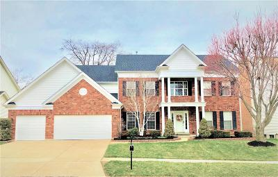 Single Family Home For Sale: 15587 Meadowbrook Circle Lane