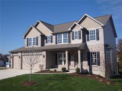 Wentzville Single Family Home For Sale: 116 Pinewood Trails Drive