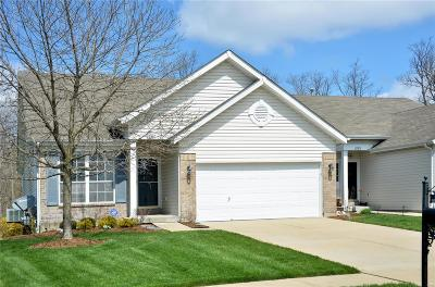 Eureka Condo/Townhouse For Sale: 1237 Hunters Chase Drive