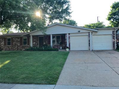 Single Family Home For Sale: 2521 Rhapsody Lane