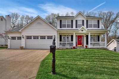 Fenton Single Family Home Contingent No Kickout: 891 Shadow Pine Drive