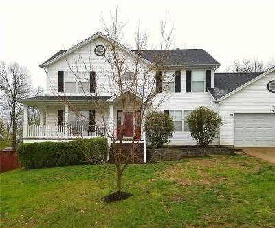 Barnhart Single Family Home For Sale: 7657 Meadowbrook