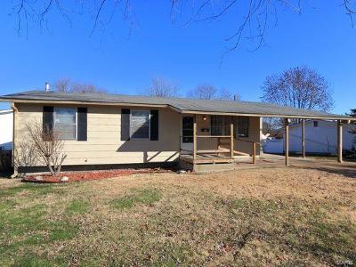 Single Family Home For Sale: 985 Lexington Park