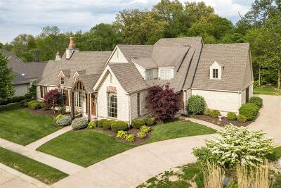 O'Fallon Single Family Home For Sale: 115 Fortress Drive