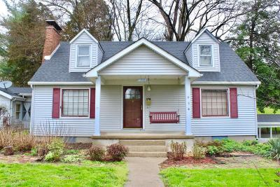 Collinsville Single Family Home For Sale: 510 South Clinton Street
