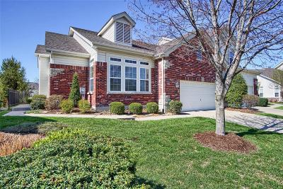 Chesterfield MO Single Family Home For Sale: $374,900