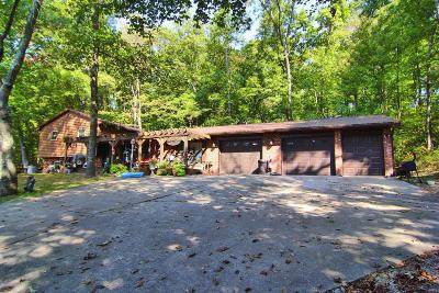 Single Family Home For Sale: 3651 State Highway Oo